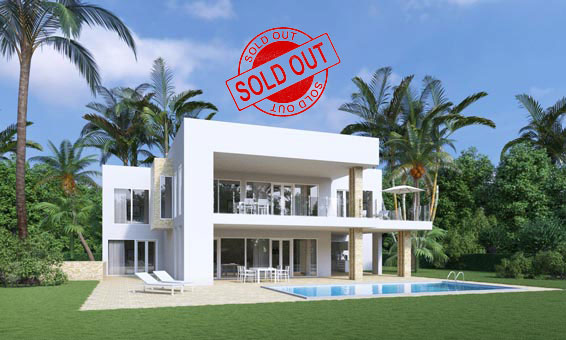 5 Bedrooms Elite Villa - Reference: EV-02