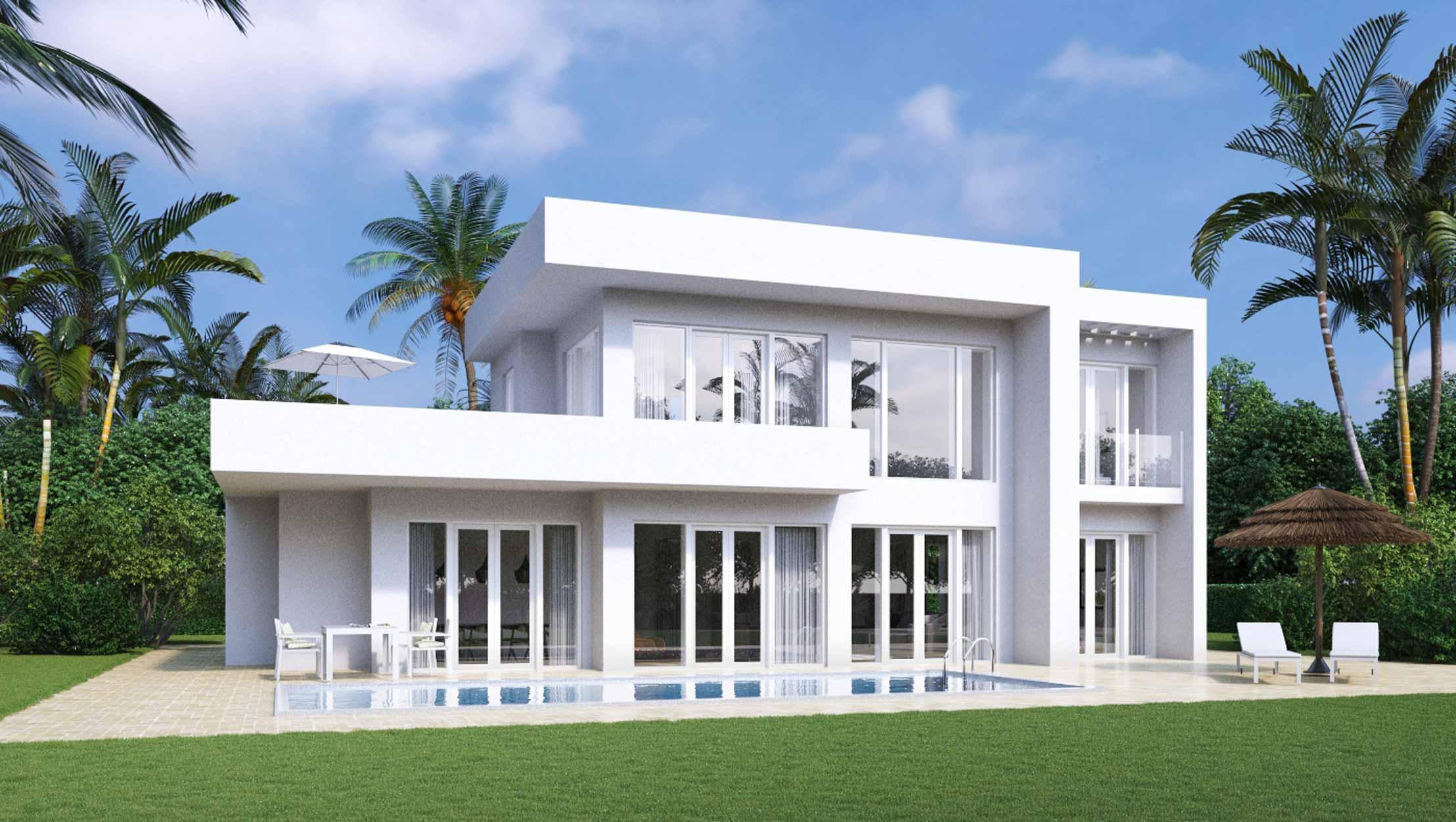 3 Bedrooms Junior Villa - Reference: JV-02