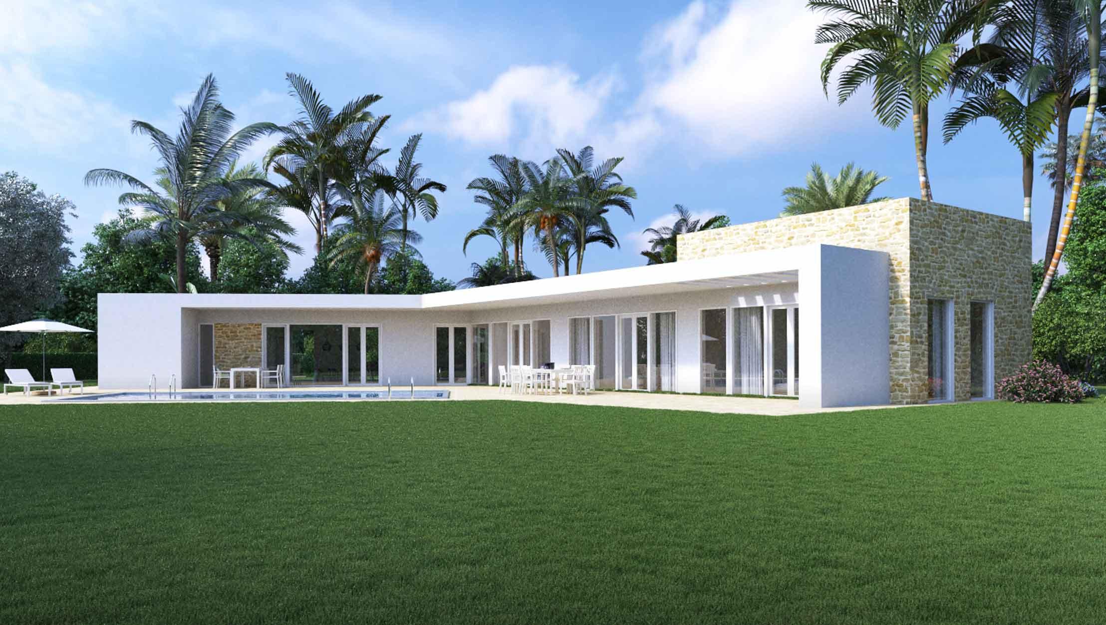 3 Bedrooms Superior Villa - Reference: SV-02