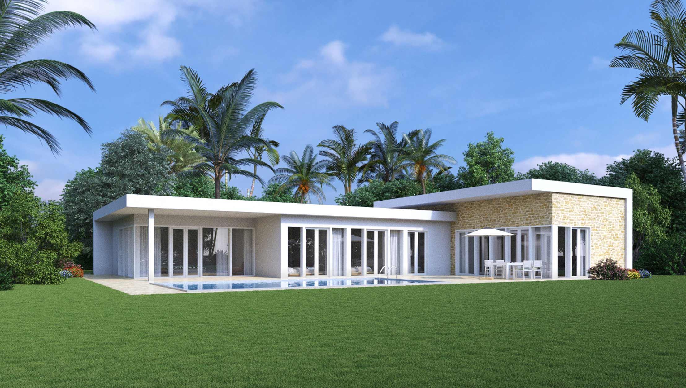 4 Bedrooms Superior Villa - Reference: SV-03