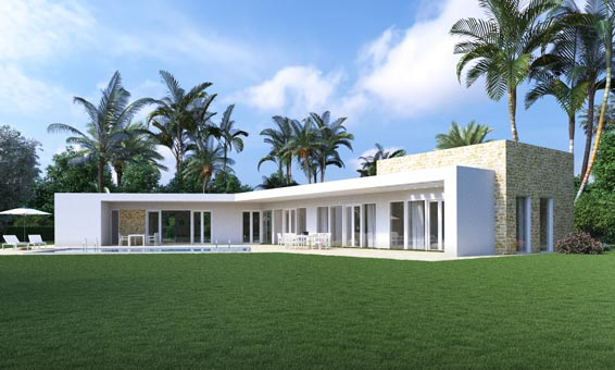 3 Bedrooms Superior Villa - Reference: SV-02