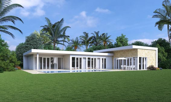4 Bedrooms Superior Villa - Reference: SV-03