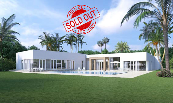 4 Bedrooms Elite Villa - Reference: EV-01