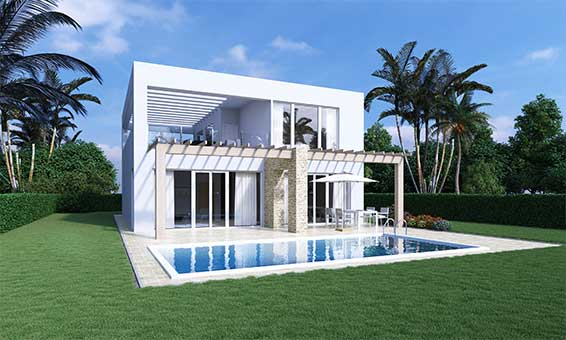 2 Bedrooms Junior Villa - Reference: JV-01