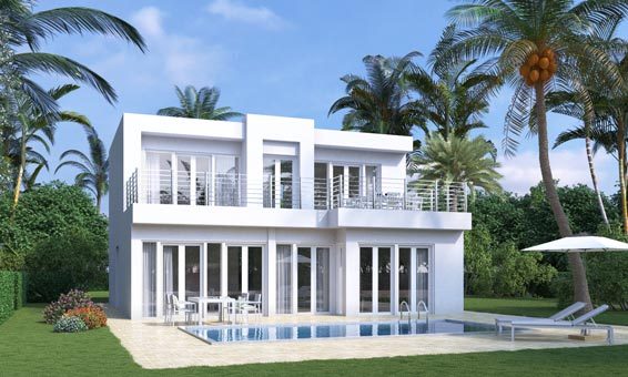 3 Bedrooms Junior Villa - Reference: JV-03
