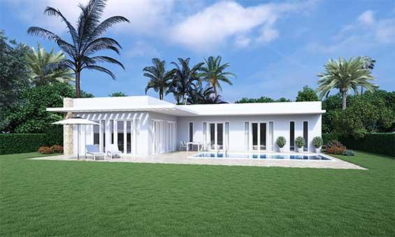 2 Bedrooms Junior Villa - Reference: JV-04