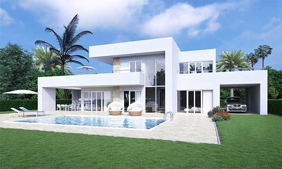 3 Bedrooms Superior Villa - Reference: SV-01